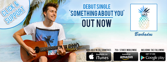 The Barbados single #SAY is OUT NOW!
